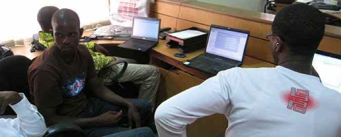 Who dares to teach must never cease to learn, peer-to-peer learning in African tech innovation