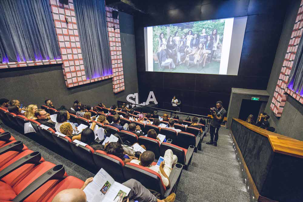 SLA Accelerator 2016 Demo Day