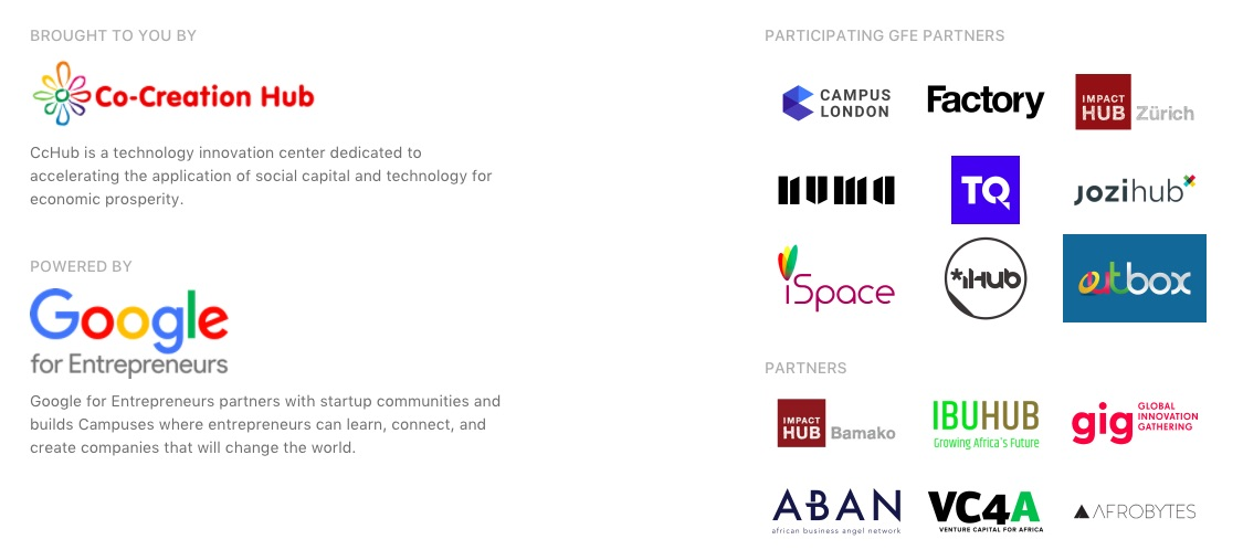 PitchDrive partners